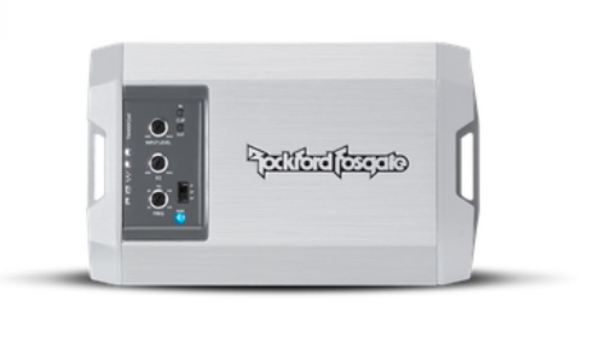 Rockford Fosgate Power Marine 400 Watt Class Ad 4 Channel Amplifier Logo